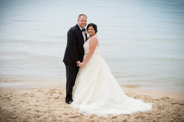 Wedding photographer in Gaylord, Northern Art Photography, wedding photographer